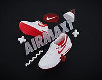 Air Max Explorations