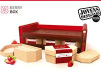 BERRY BOX   Design e sustentabilidade   Embalagem