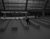 CUARTO SEMESTRE - PROYECTO TECTÓNICA - IGLESIA