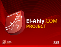 El-Ahly.Com Project
