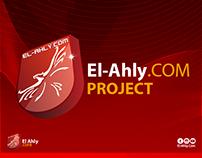 El-Ahly.Com Project