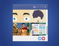 Social Media Arts - Pack VII