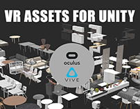 Vive/Oculus Assets