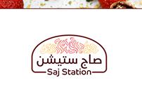Saj Station - Social Media Camping