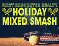 Holiday Mixed Smash Tennis Tournament