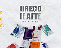 Direção de Arte | Dom Bar