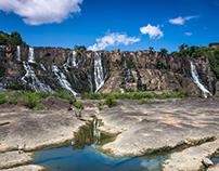 Ponguar waterfall