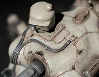 Armadeira - Robot Spider