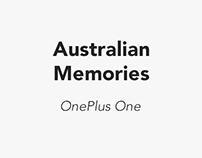 Australian Memories [OnePlus One]