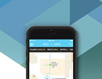 Airport App Concept