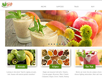 Smoothie Web Design