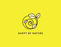 Happy by Nature Visual Identity
