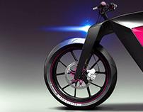 SOLEX // Concept bike-Industrial project