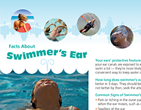 Facts about Swimmer's Ear & Snoring