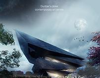 Dunbar's close contemporary art centre