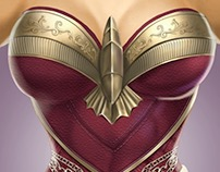 Wonder Woman trso