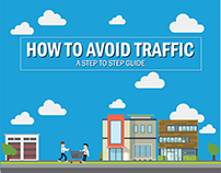 How to Avoid Traffic: A Bad Instructional Poster