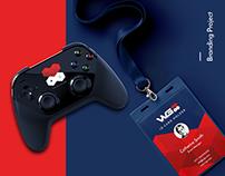 World Gaming Expo Branding