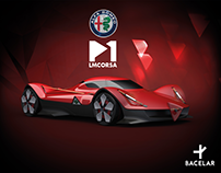 Alfa Romeu P1 LMCORSA