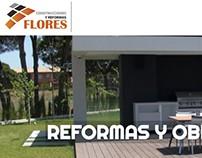 Construcciones y Reformas Flores