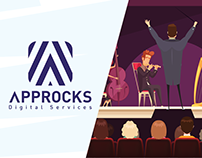 Approcks Motion Graphics | Booking Website