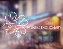 Public Dictionary Logo