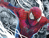 The Amazing Spiderman 2 • Vector Art