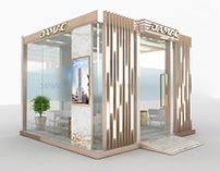 LUXURY OUTDOOR STAND