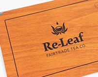 Re-Leaf Fairtrade Tea