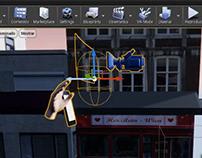 Kinect - Crizal - UE4