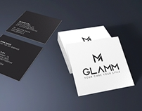 GLAMM - logo design & communication
