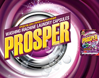 """Разработка торговой марки """"Prosper"""""""