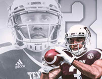 Farewell & Thank You C. Kirk - Texas A&M Football