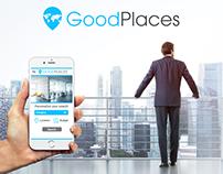 Renting App Website