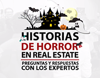 Video Promo - Halloween Real Estate Event - Tx