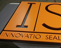 IST exterior sign design
