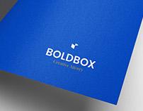 BOLDBOX Brand identity