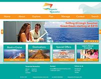 Turquoise Romantics Web Designs