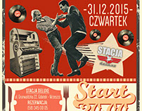 Posters for Stacja Deluxe Club