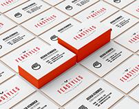 Branding - Feastyles Card