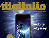 Cover Digitalic Magazine /06/2019 _n.85