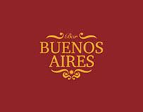 Marca para el Bar Buenos Aires