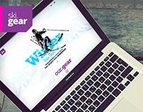 Ski.Gear Web Page