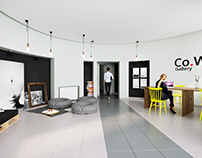 Co-Work Gallery Design