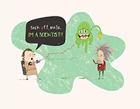 SketchaMovieLine! - Ghostbusters