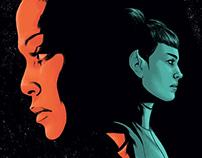 Starfleet Academy Variant Cover