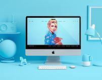 ASOS website restyling | Web Design