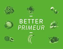 Better Primeur - Identité Visuelle