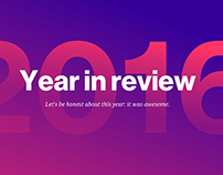 Year in review | Flama