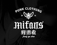 MIFANS蜂语者 brand design